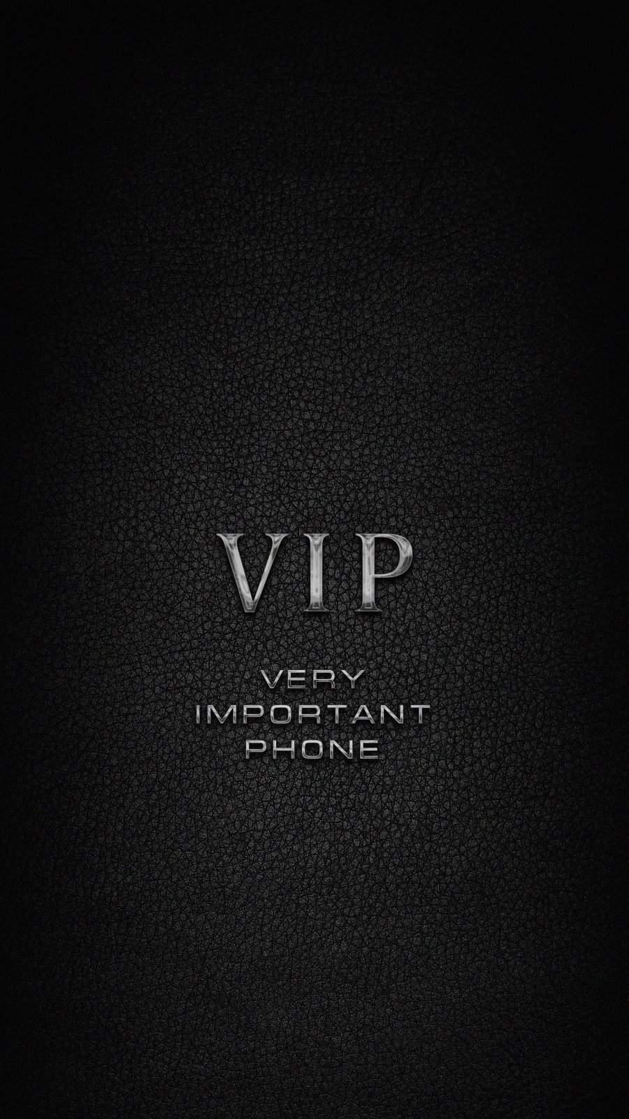 VIP Phone iPhone Wallpaper