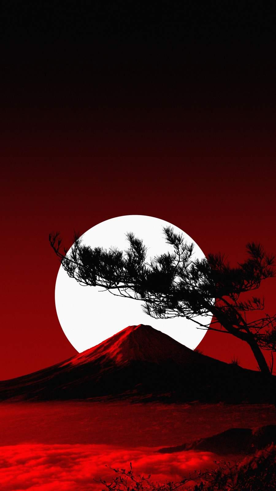 Volcano Moon