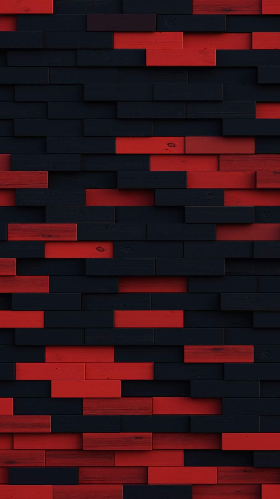 Wooden Bricks Background