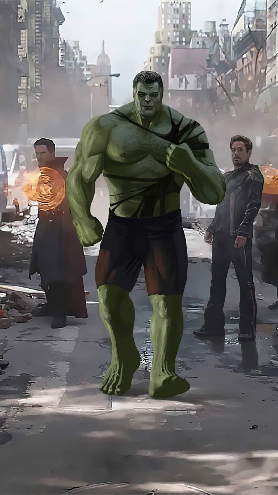 Avengers New Team iPhone Wallpaper