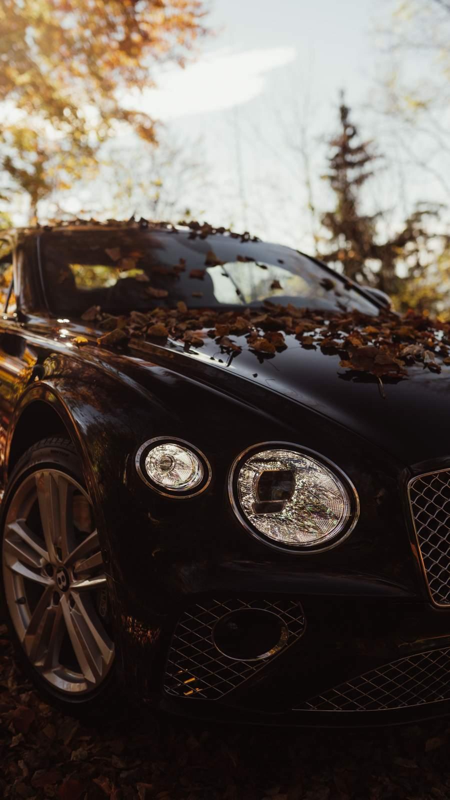 Bentley Car HD iPhone Wallpaper