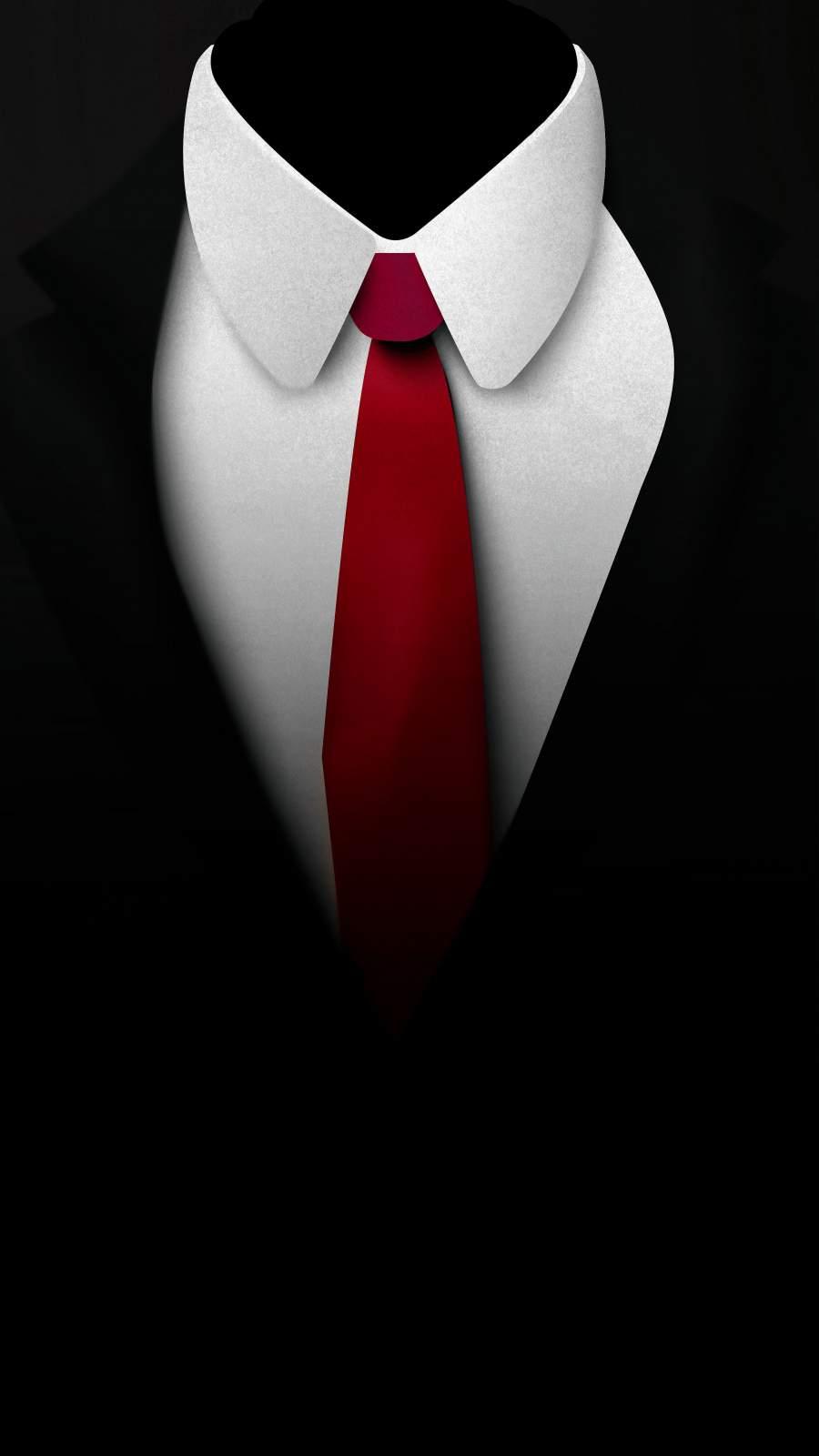 Black Suit Gentleman