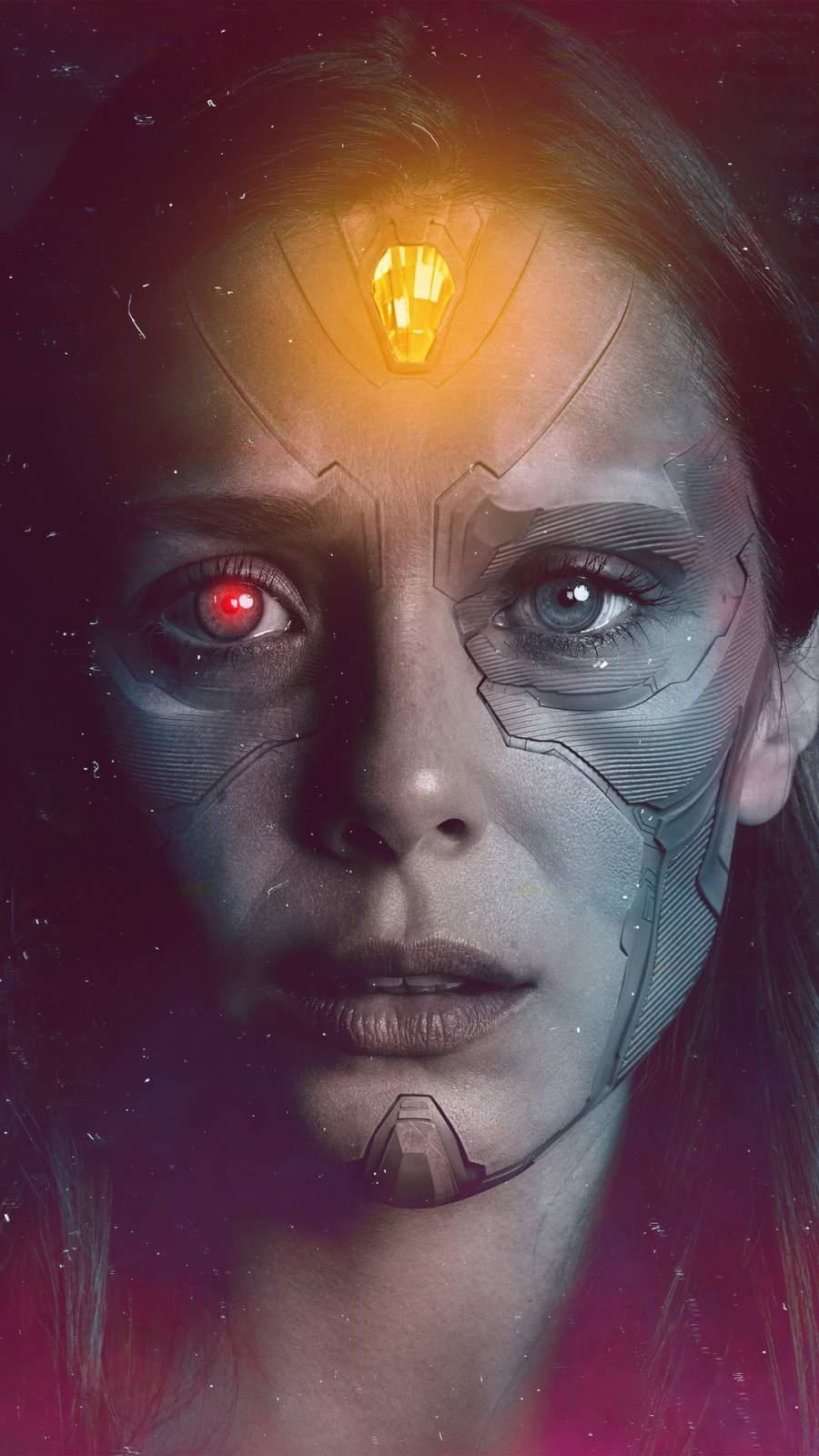 Elizabeth Olsen Wanda Vision