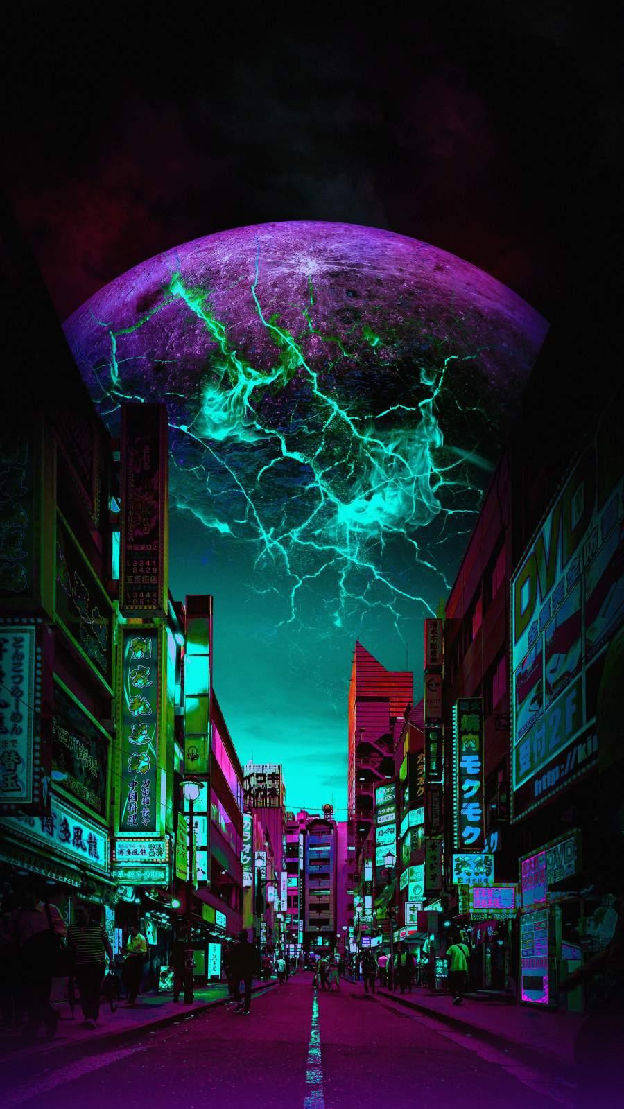 Extraterrestrial City