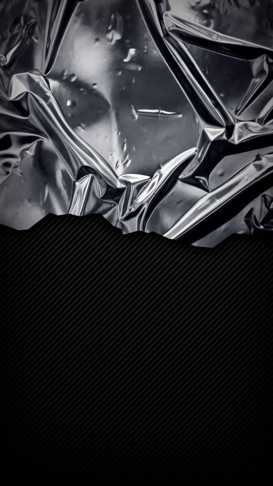 Foil iPhone Wallpaper