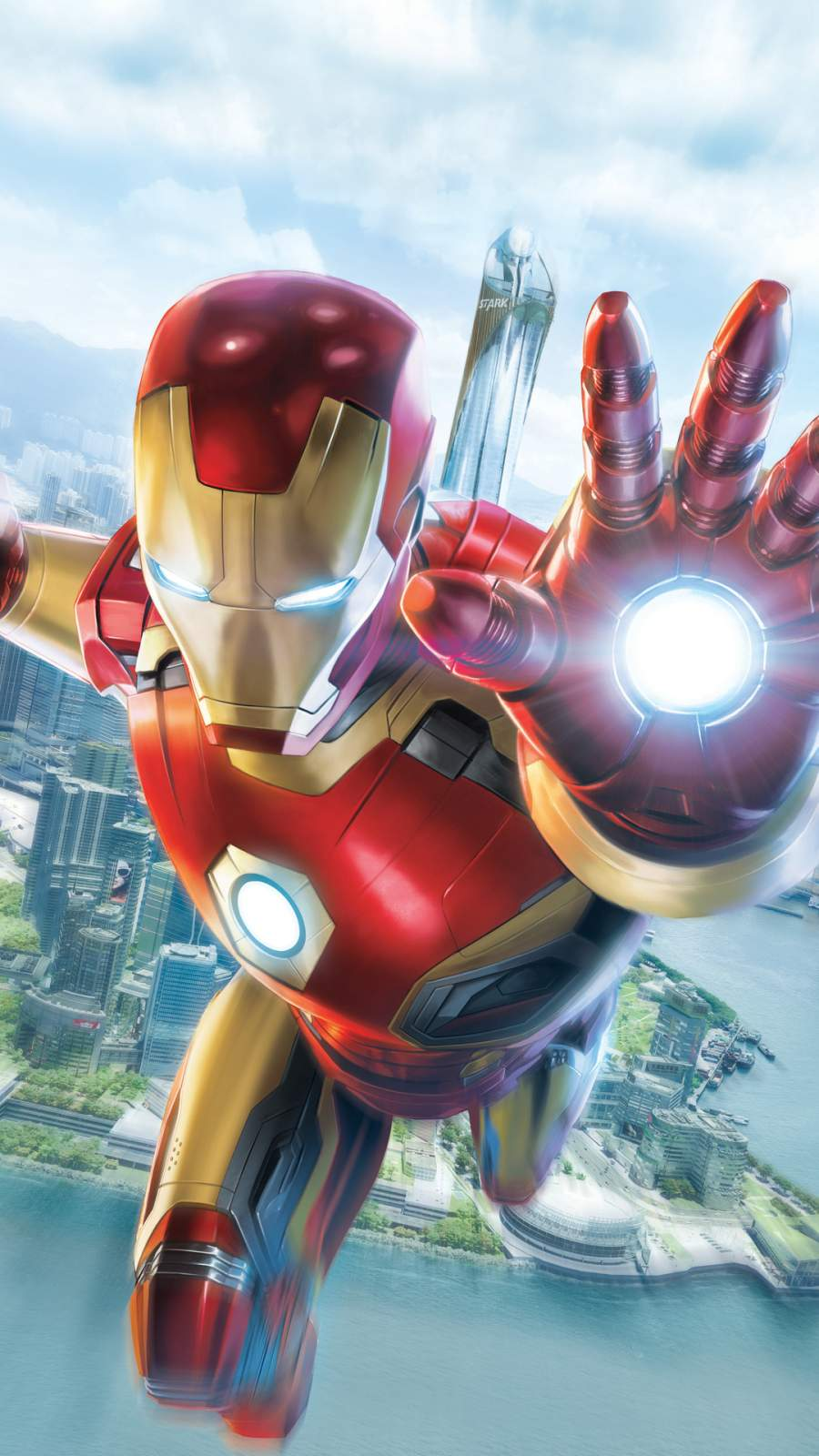 Iron Man Experience 8K