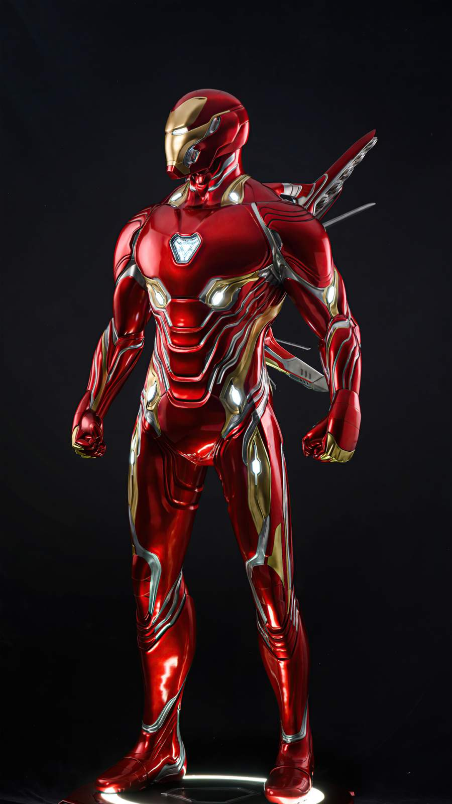 Iron Man Mechanical Suit