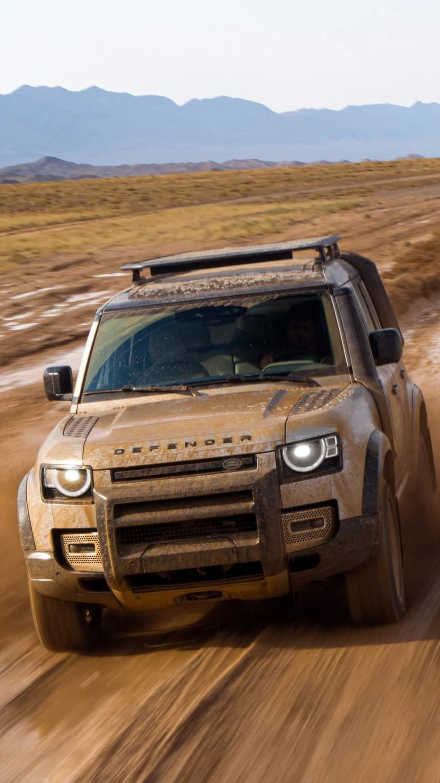 Land Rover Defender Explorer