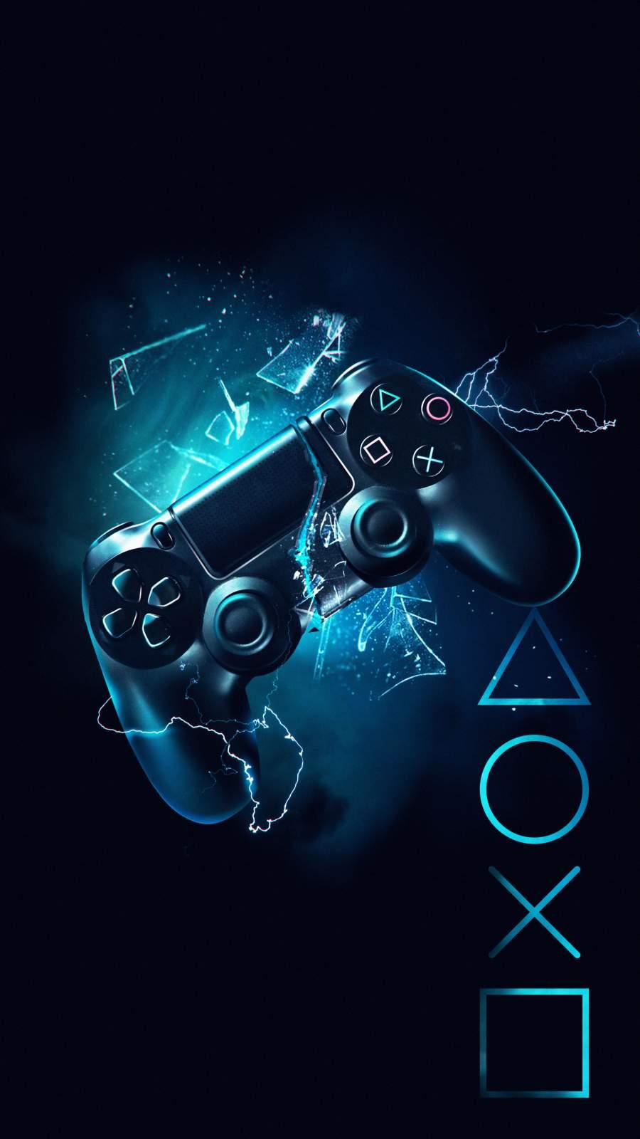 PS5 Gaming iPhone Wallpaper