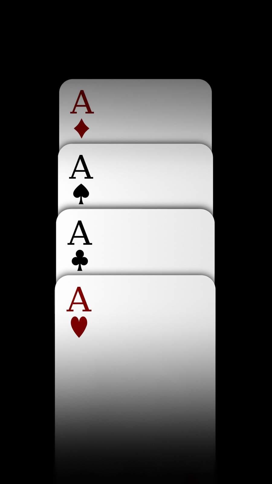 Poker Ace Cards