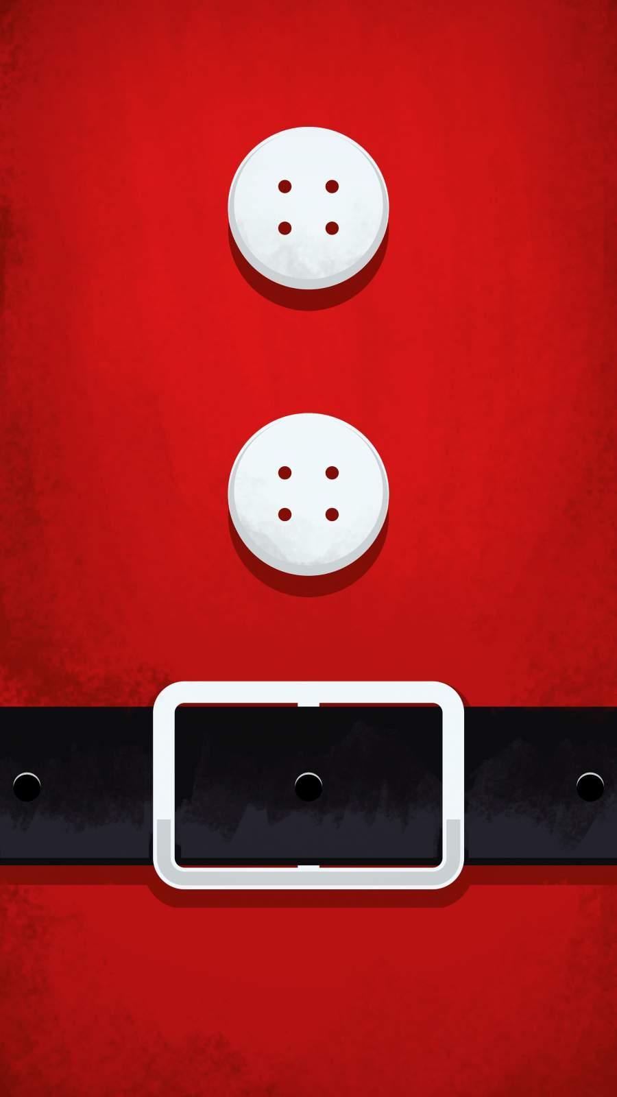 Santa Phone Wallpaper
