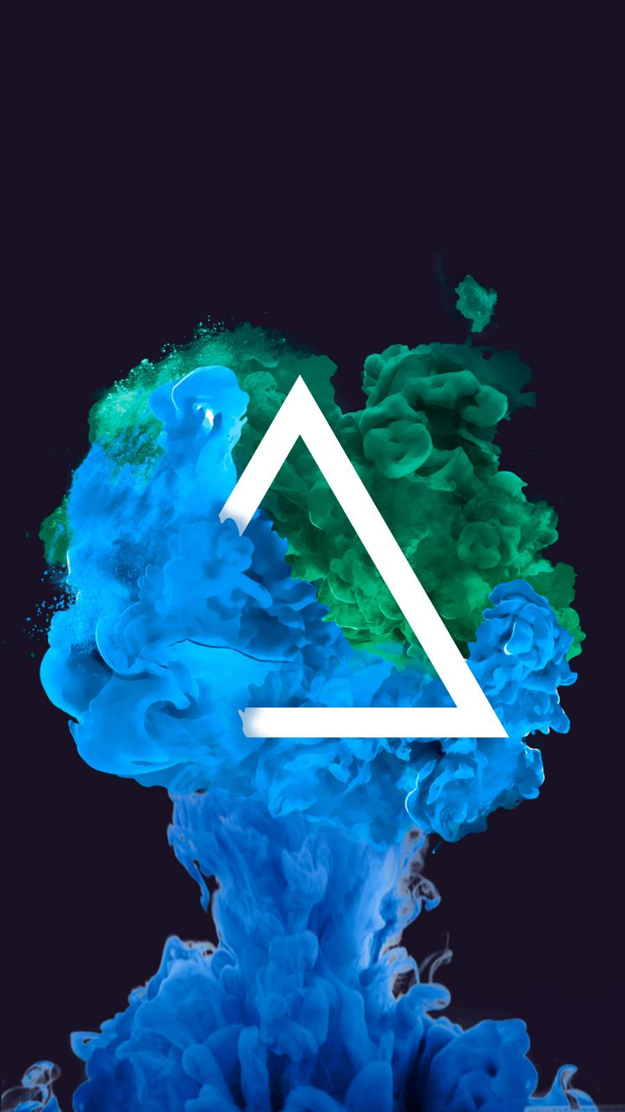 Smoke Bomb Triangle