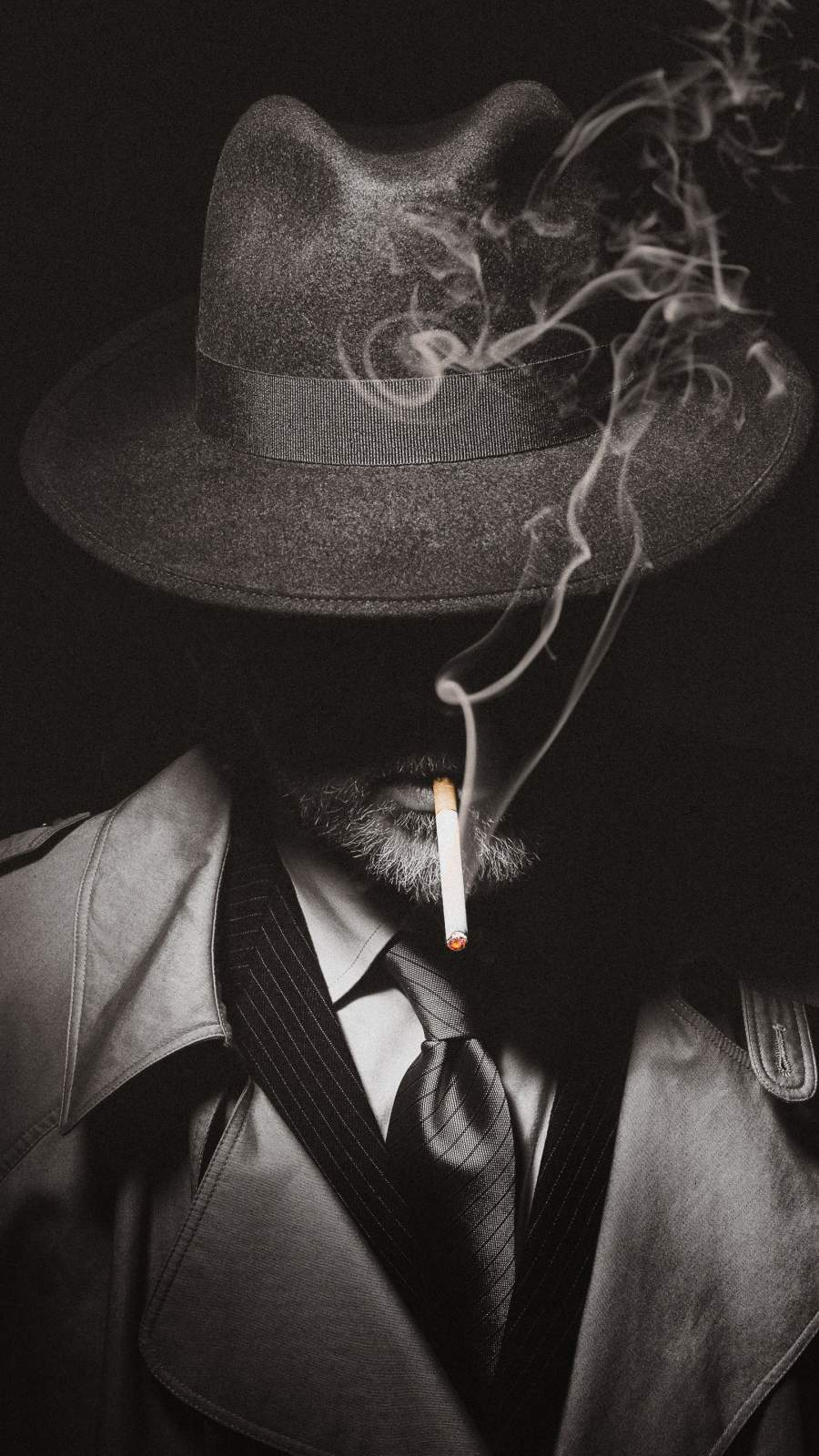 Smoking Detective