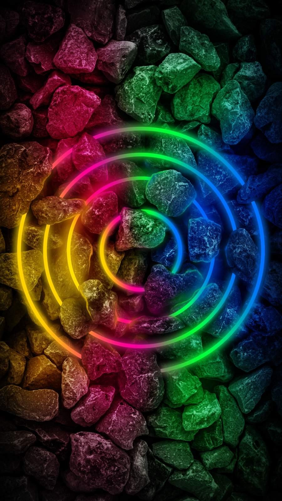 Stone Neon RGB Light