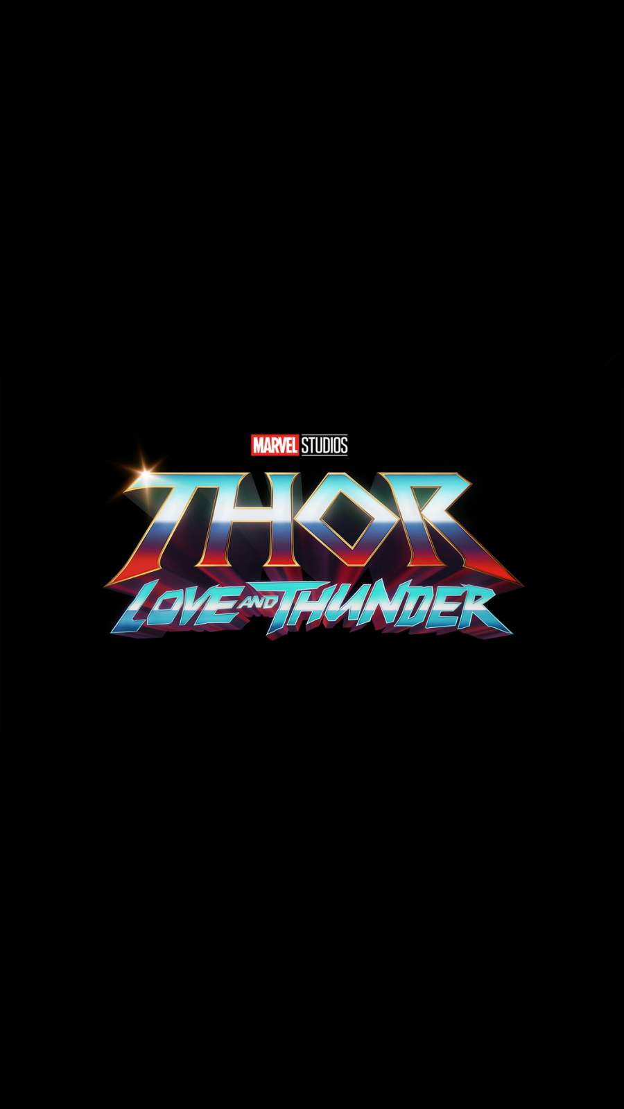 Thor Love and Thunder 2021