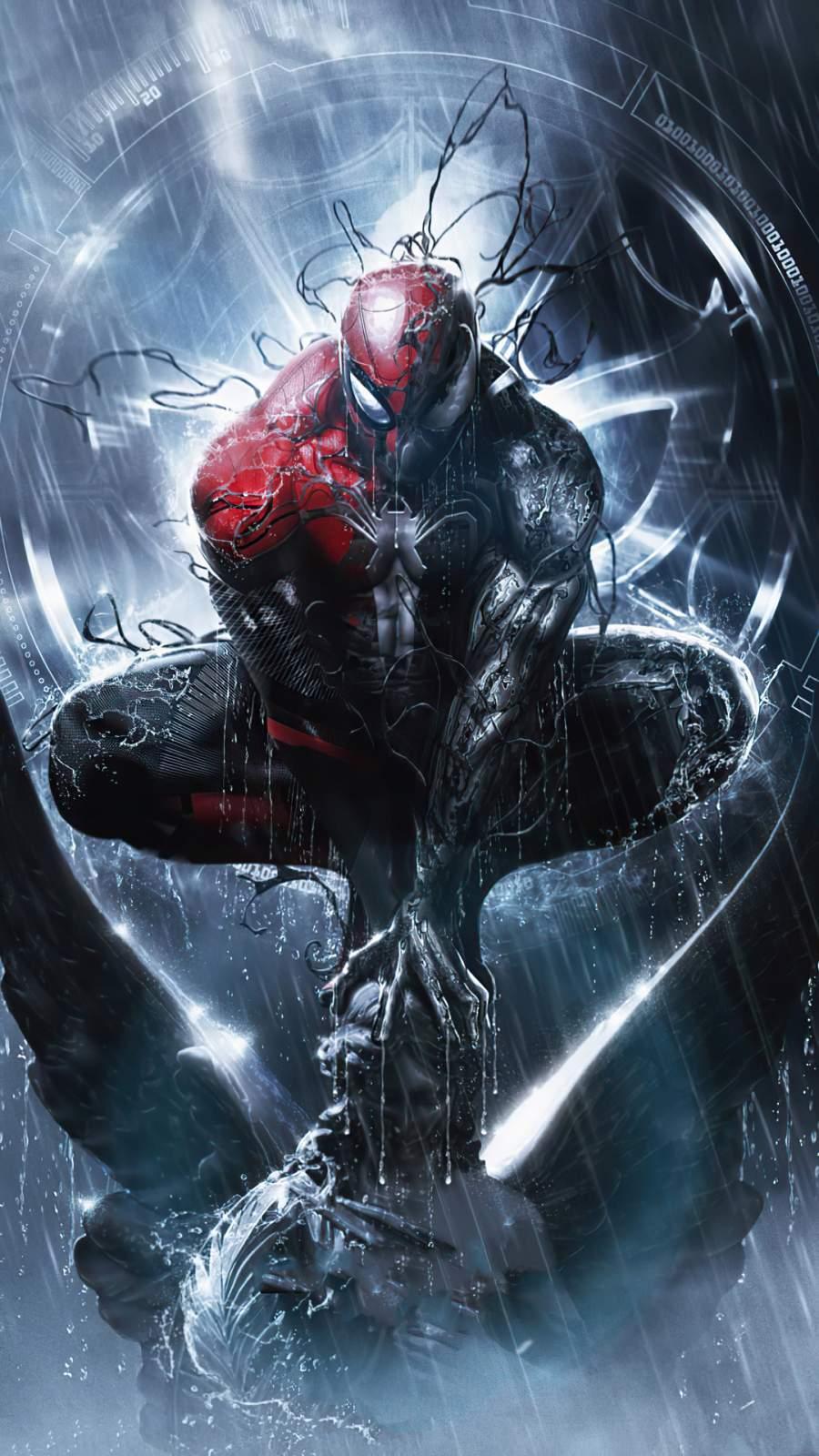 Venom Symbiote Spiderman