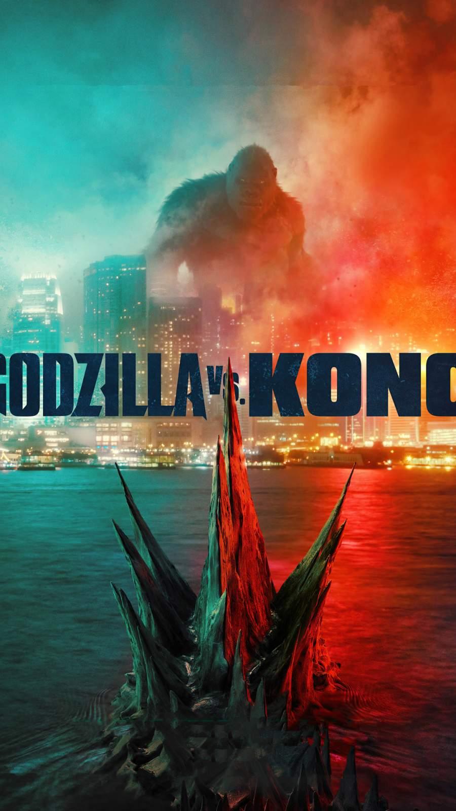 2021 Godzilla vs Kong