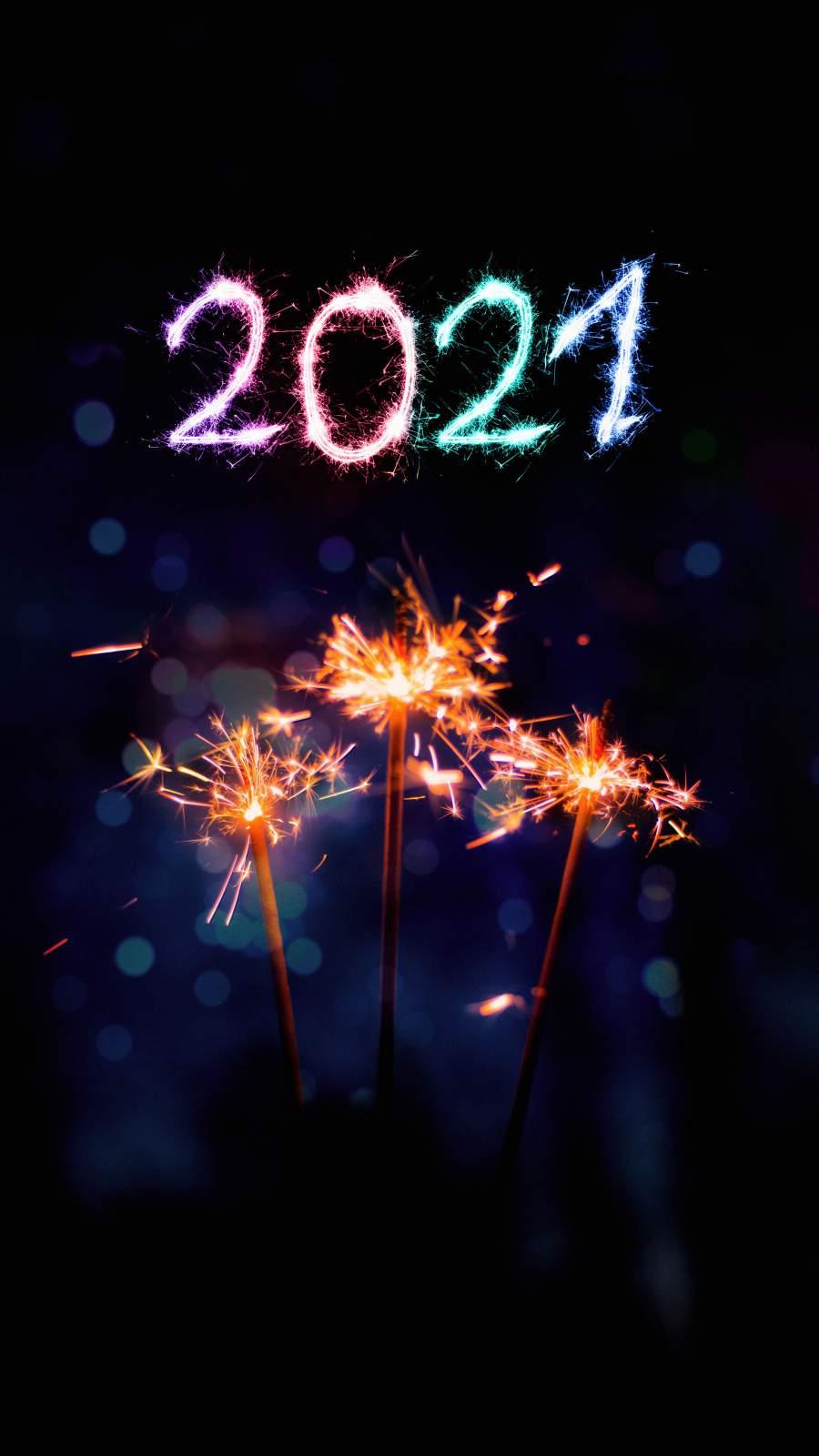 2021 New Year Fireworks