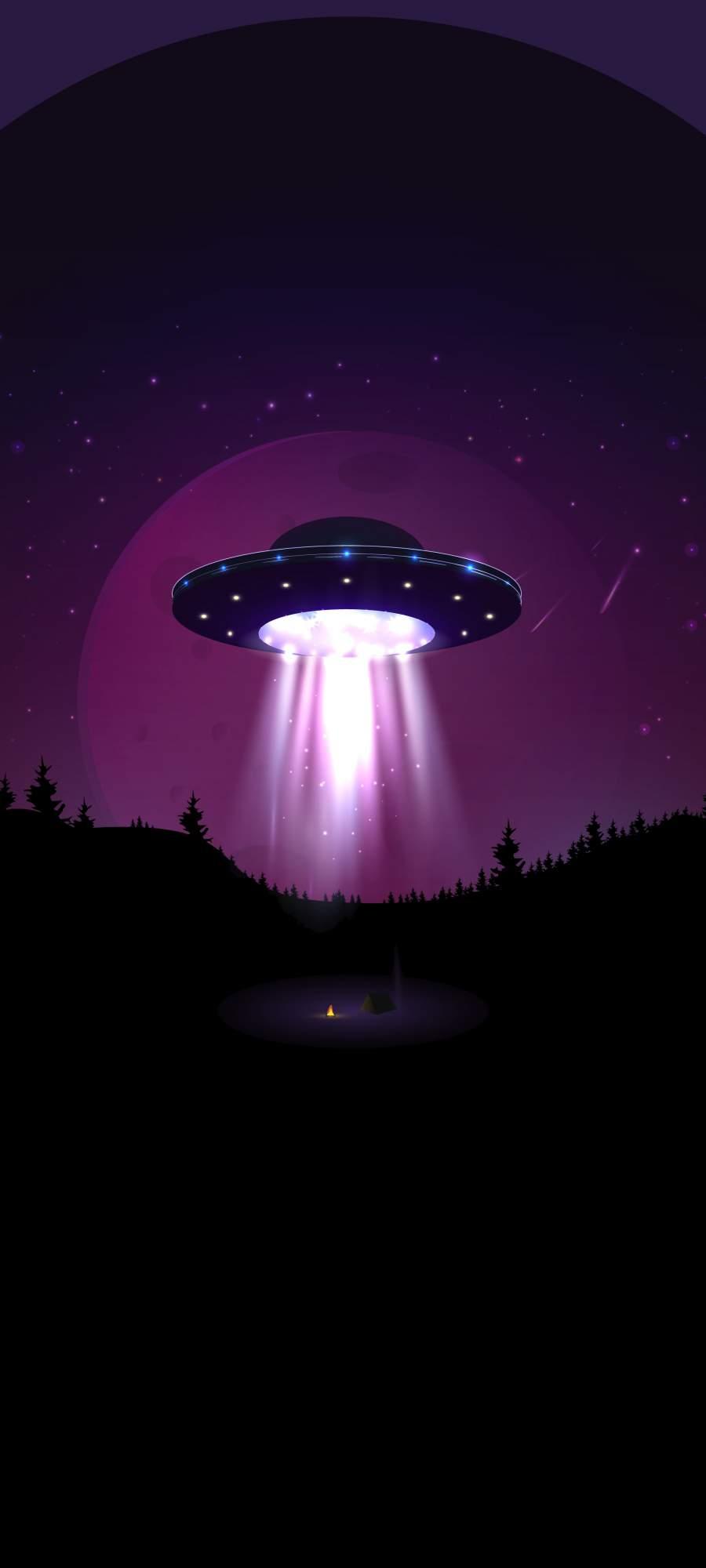 Alien Ship Minimal