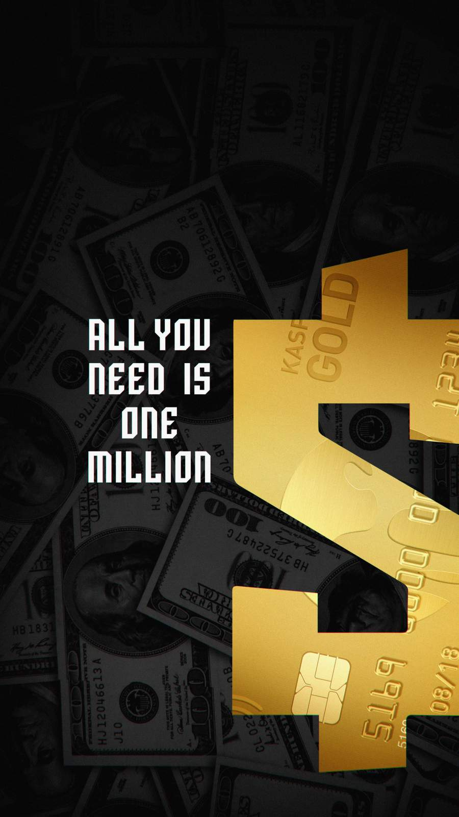 All you Need is One Million