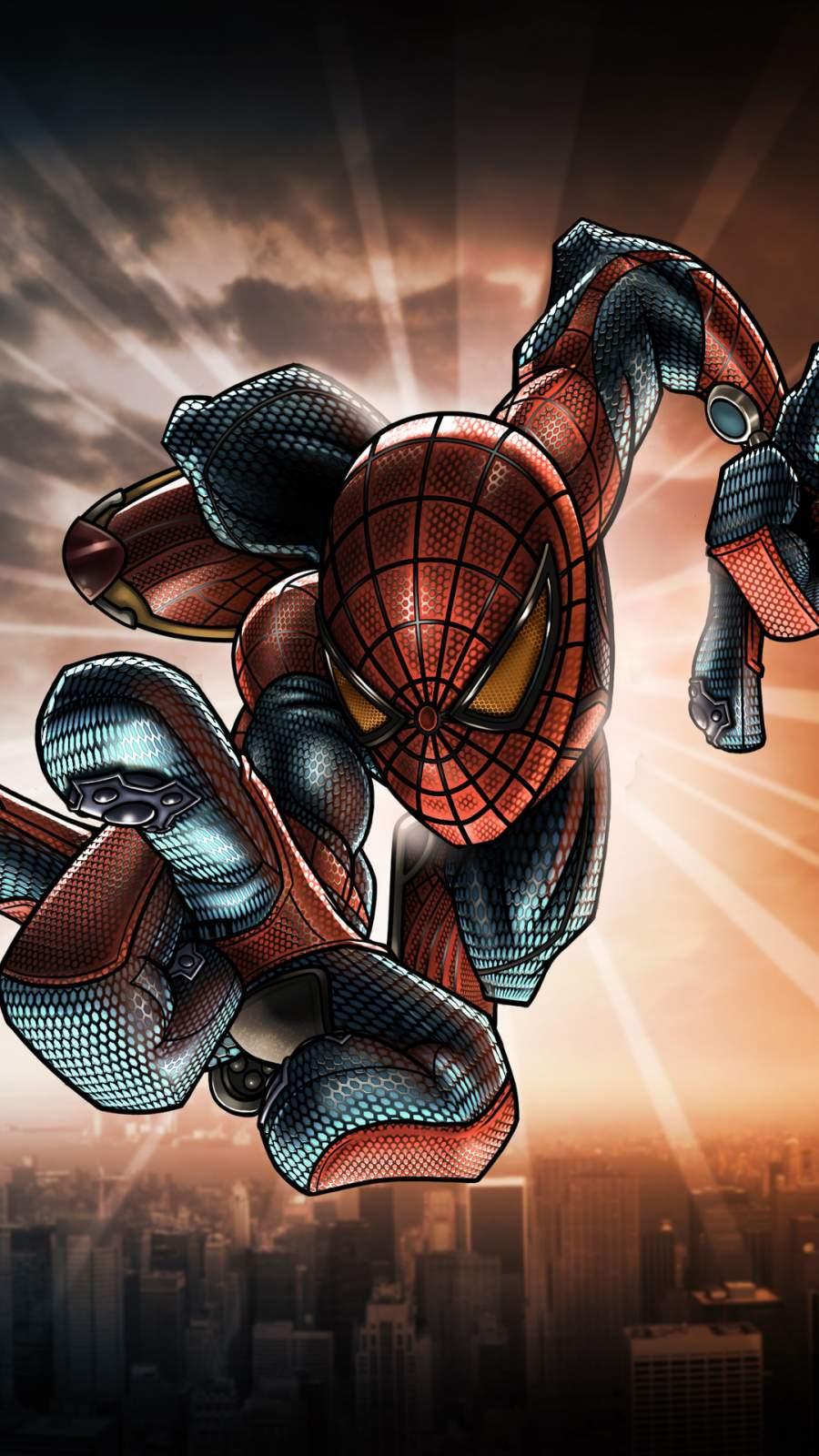 Amazing Spiderman Artwork