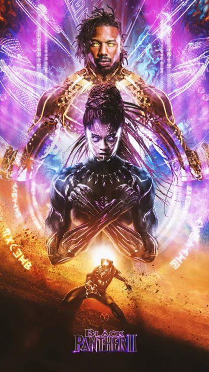 Black Panther 2 2022 Poster