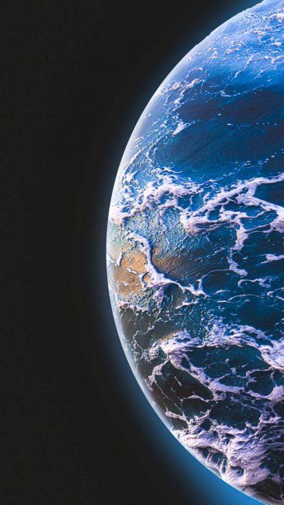 Blue Planet Deep Space