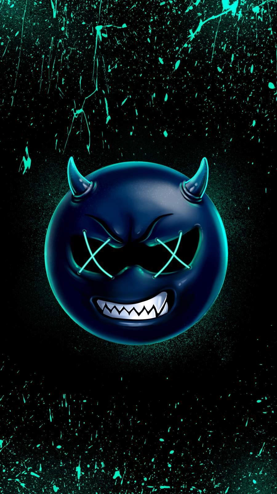 Devil Smile Emoji