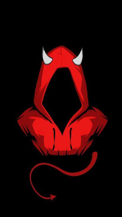 Hoodie Devil