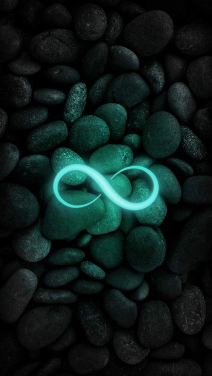 Infinity Neon Stones