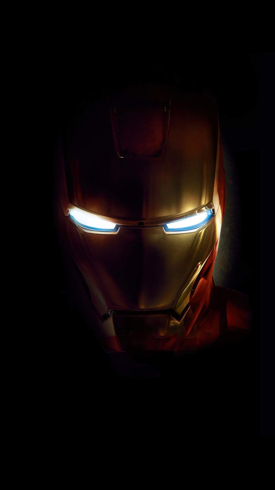 Iron Man Dark Minimal