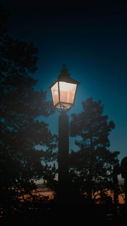 Night Light iPhone Wallpaper