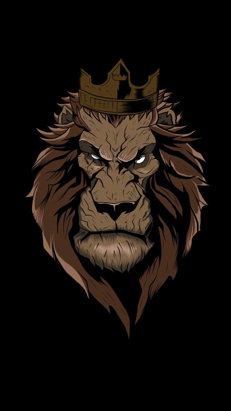 Simba Lion King iPhone Wallpaper