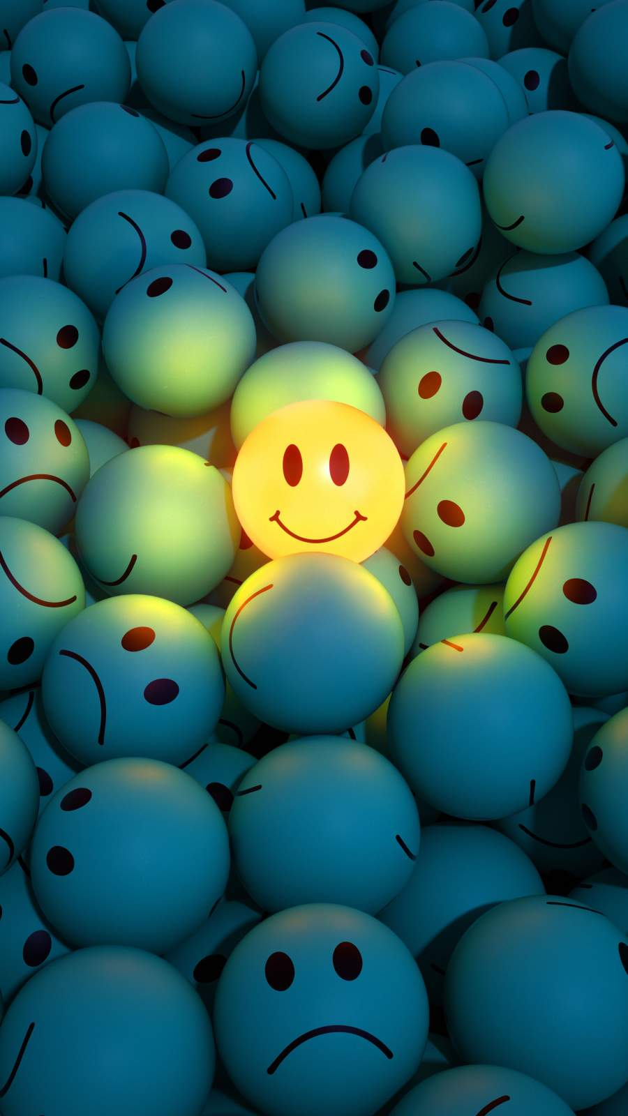 Smile in Sad World