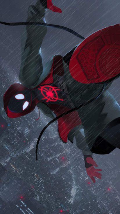 Spiderman City Jump