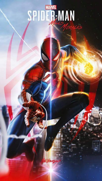 Spiderman Miles Morales Fanart