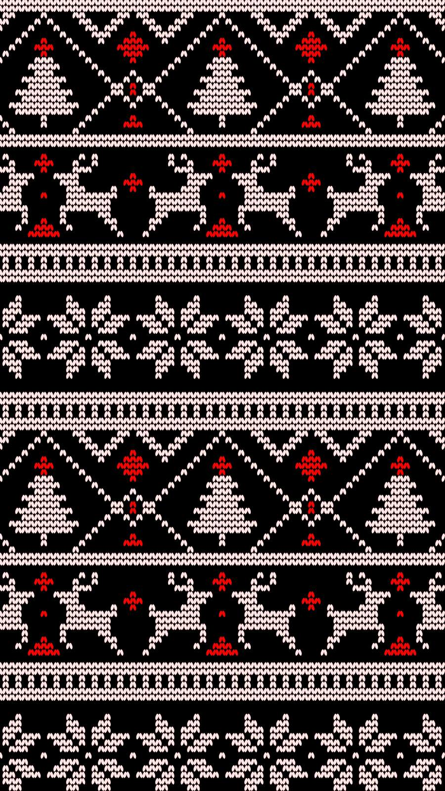 Winter Clothing Pattern