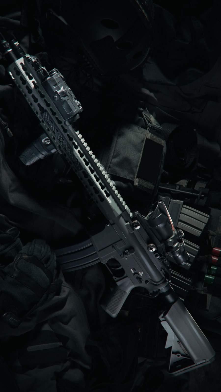 Assault Rifle CAR 816