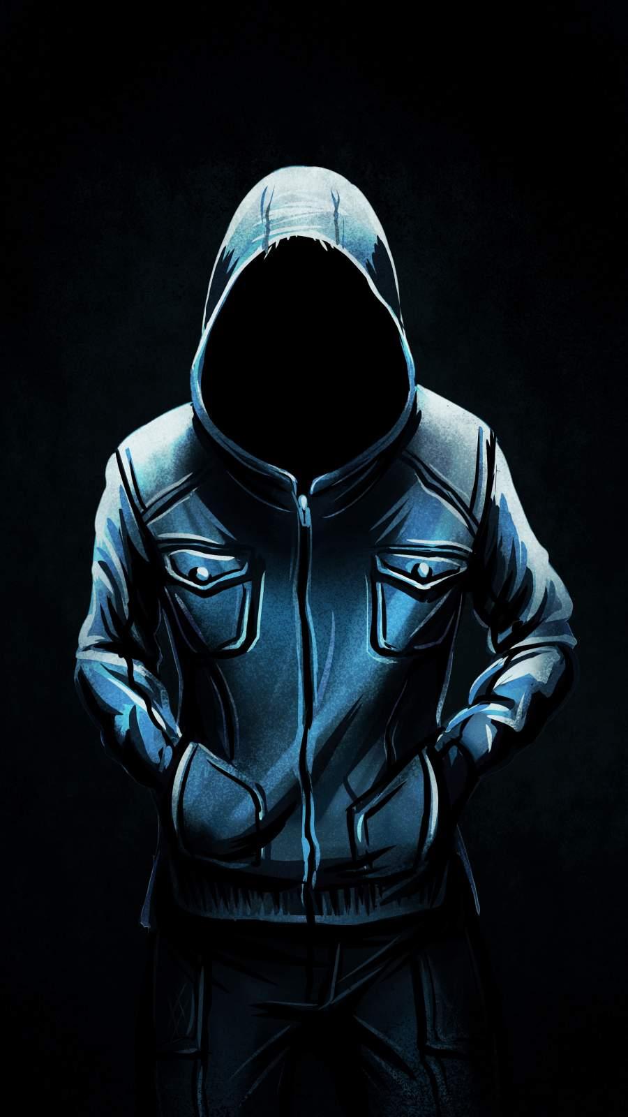 Dark Hoodie Guy