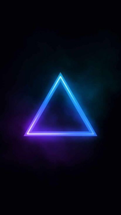Dark Triangle Neon