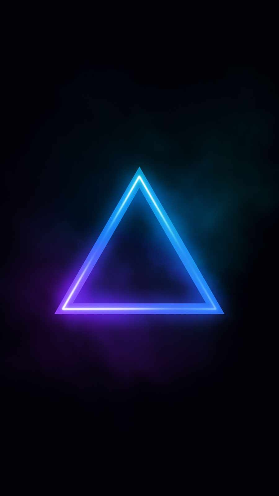 Dark Triangle Neon
