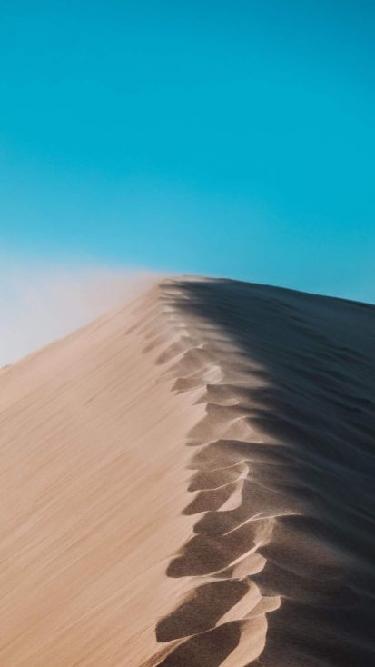 Desert Dune iPhone Wallpaper