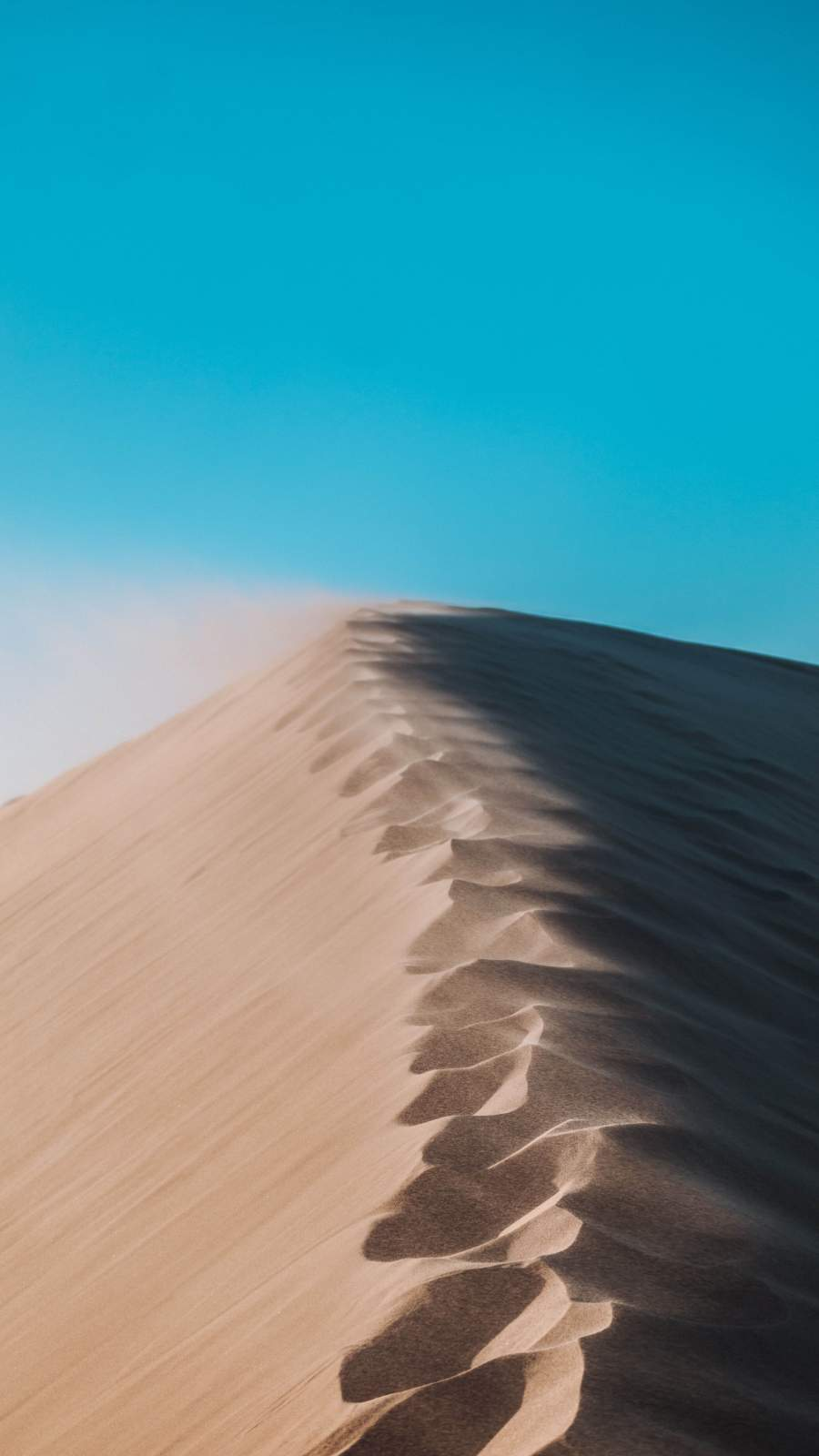 Desert Dune iPhone Wallpaper