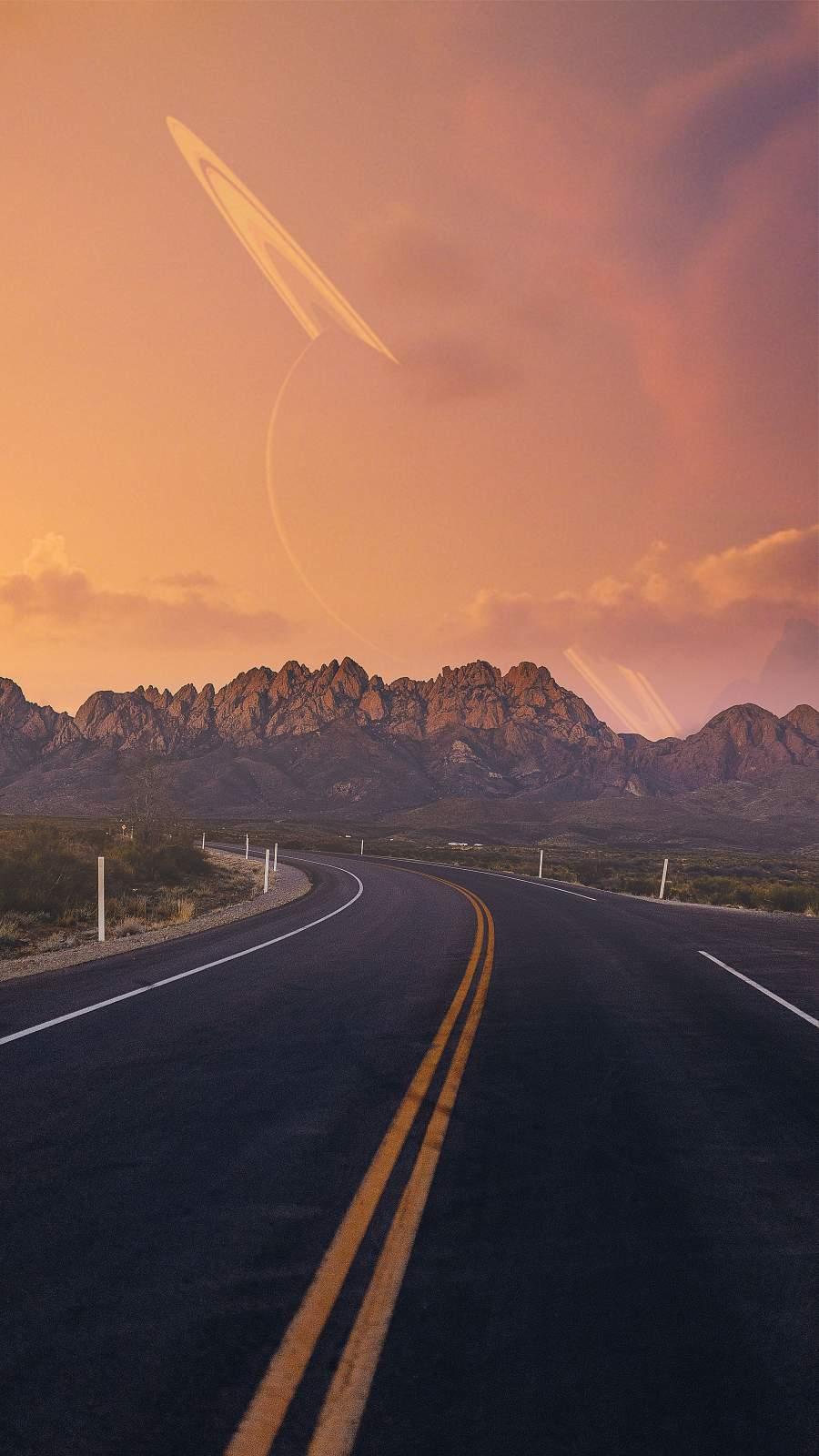 Elysium Planet Road