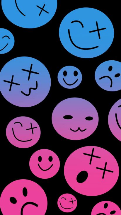 Emotion Smiley Faces
