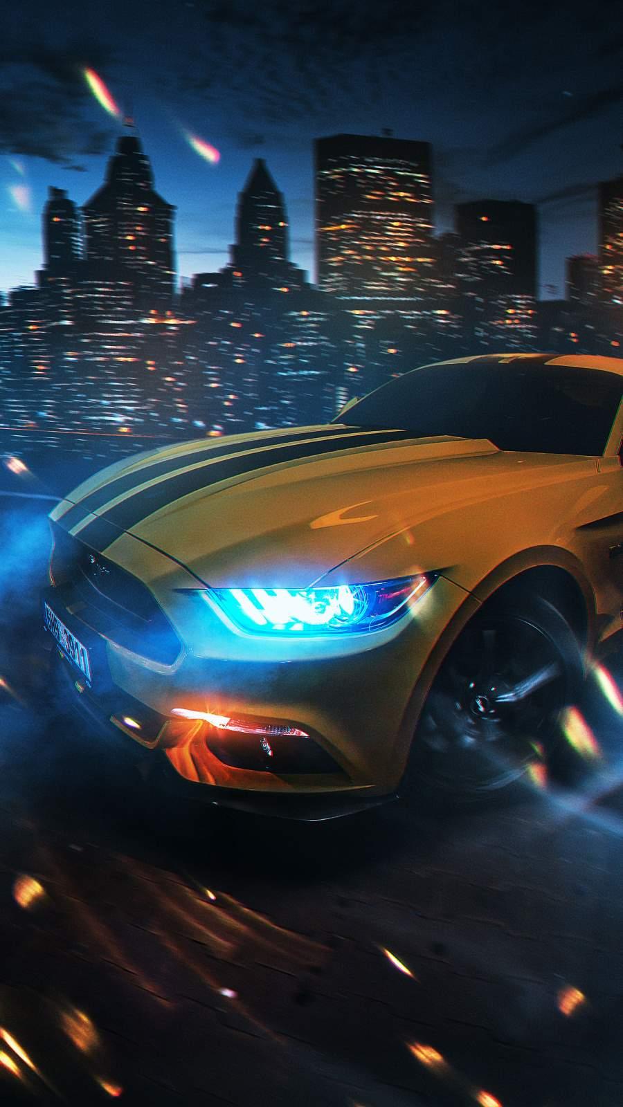 Ford Mustang Racing