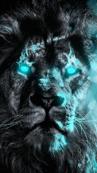 Glow Eyes Lon King