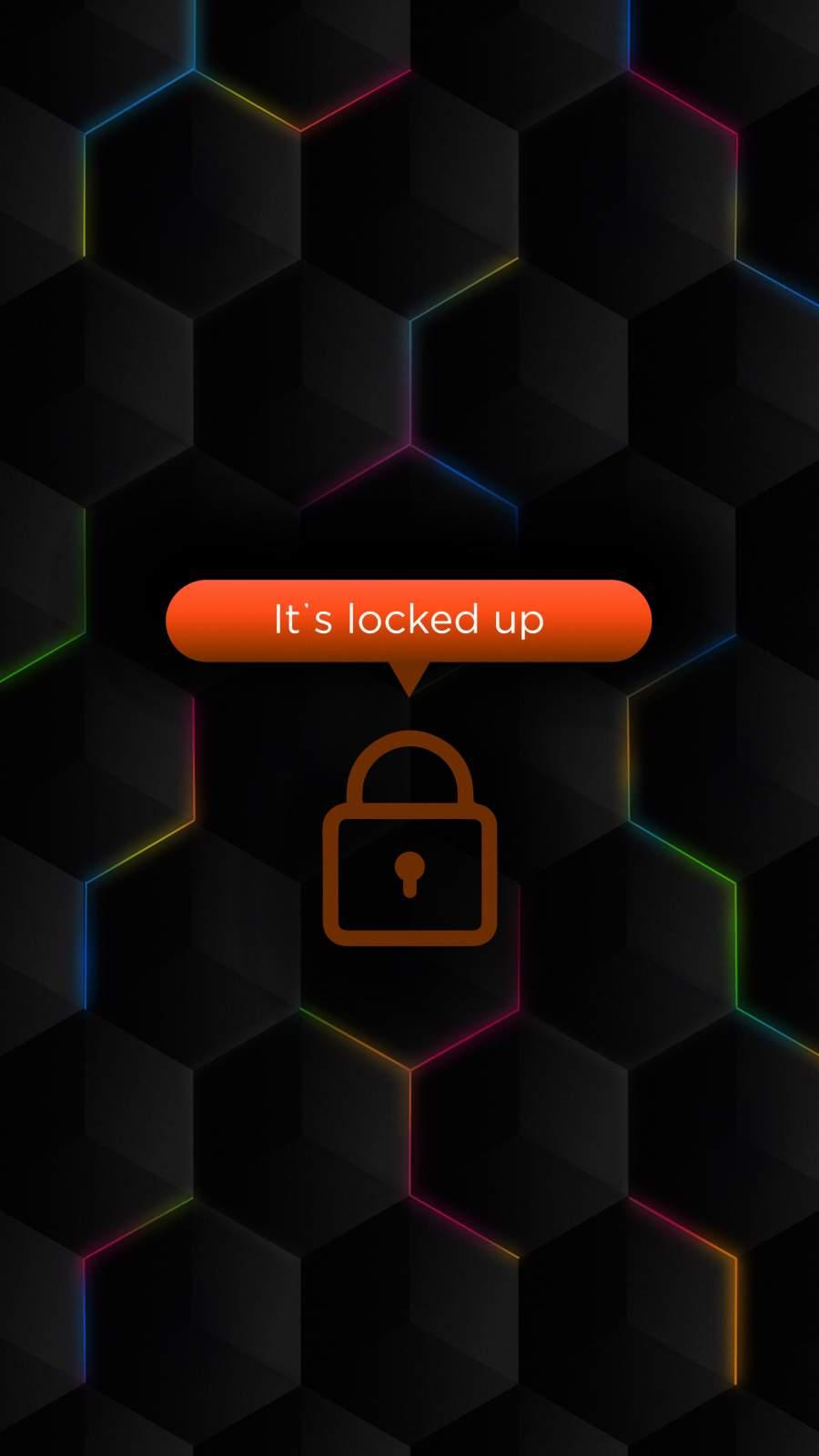IT is Locked