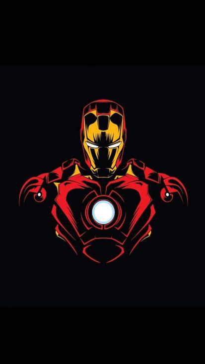 Iron Man Minimalist