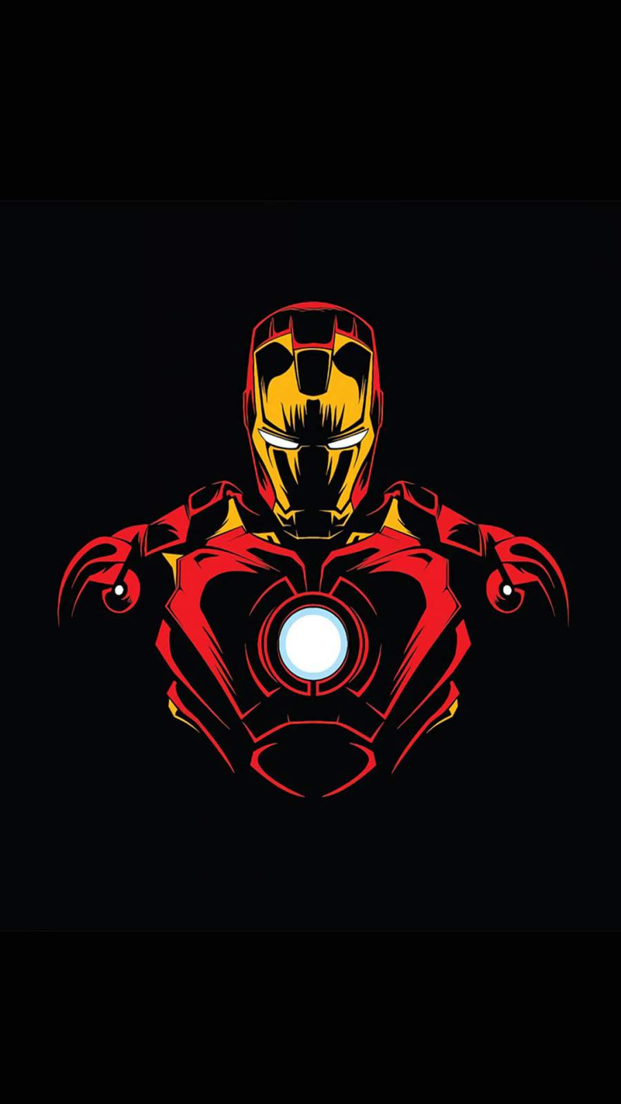 Iron Man Minimalist